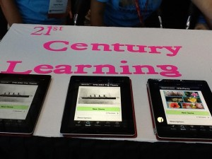 21st Century Learning - ISTE 2013