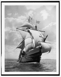 Spanish Caravel - SANTA MARIA