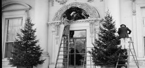 White House 1939 (Christmas Season)