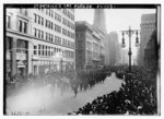 St. Patrick's Day Parade - New York, 1920